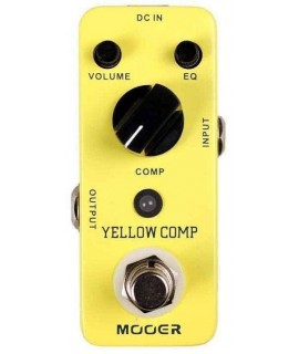 Mooer Yellow Comp gitáreffekt