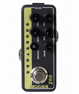 Mooer UK Gold 900 gitáreffekt