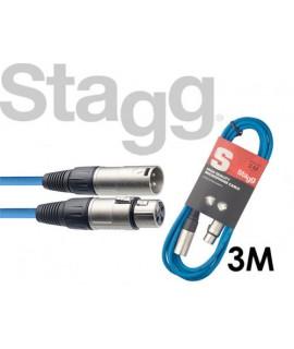 STAGG SMC3 CBL mikrofonkábel
