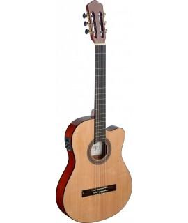 Angel Lopez MEN TCE S elektro-klasszikus gitár