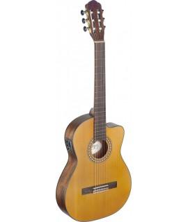 Angel Lopez SIL-TCE M elektro-klasszikus gitár