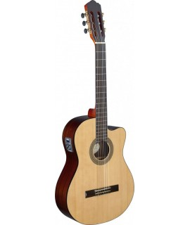 Angel Lopez CER CE S elektro-klasszikus gitár
