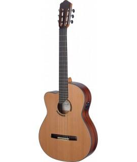 Angel Lopez ERE-CFI SLH elektro-klasszikus gitár