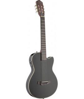 Angel Lopez EC3000CBK elektro-klasszikus gitár