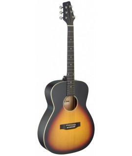 Stagg SA35 A-VS LH balkezes akusztikus gitár