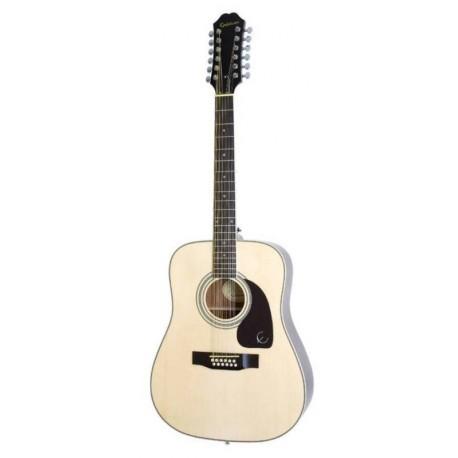 Epiphone DR-212 akusztikus gitár