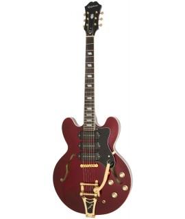 Epiphone Riviera Custom P93 Wine Red elektromos gitár