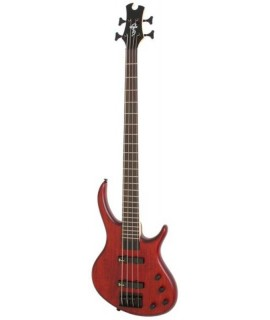Epiphone Toby Deluxe-IV Bass Walnut elektromos basszusgitár