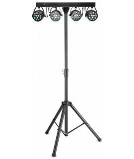 Stagg SLB 4P121-M41-2 PAR lámpa szett