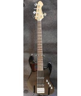 Aria STB-JB-DX5 BK basszusgitár