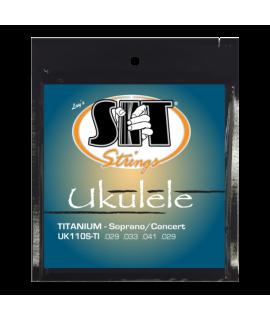 SIT UK110S-TI ukulele húrkészlet