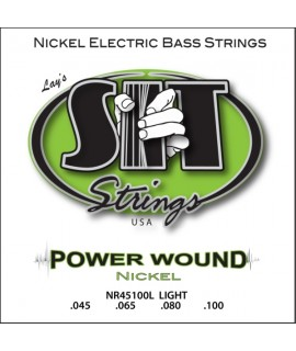 SIT NR45100L basszusgitár húrkészlet