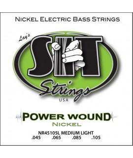 SIT NR45105L basszusgitár húrkészlet