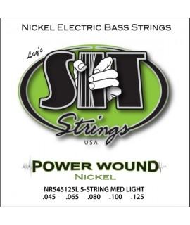SIT NR545125L basszusgitár húrkészlet