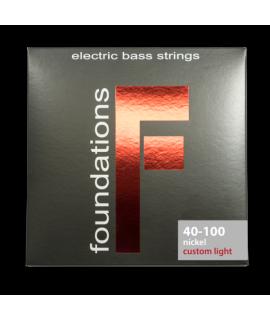 SIT FN40100L basszusgitár húrkészlet
