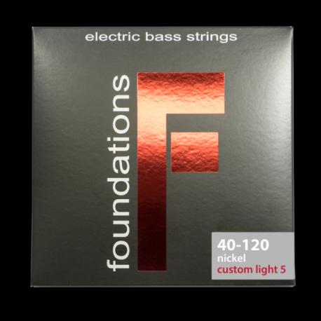 SIT FN540120L basszusgitár húrkészlet