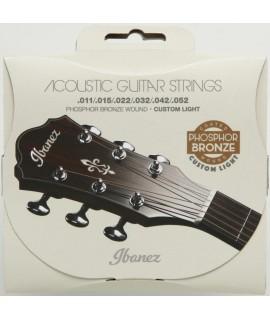 Ibanez IACSP62C akusztikus gitár húrkészlet