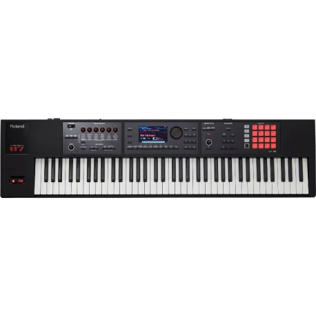 Roland FA-07 zenei munkaállomás