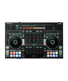Roland DJ-808 4 csatornás keverő