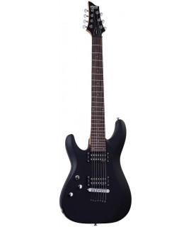 Schecter C-7 DELUXE LH SBK elektromos gitár