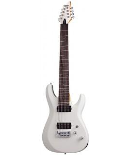 Schecter C-8 DELUXE SWHT elektromos gitár