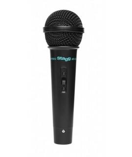 Stagg MD-500BKH dinamikus mikrofon