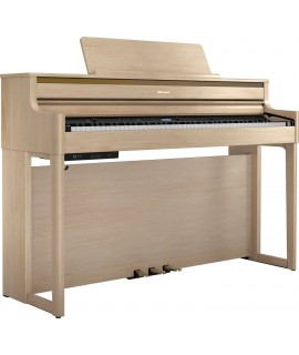ROLAND HP-704 Polished White digitális zongora