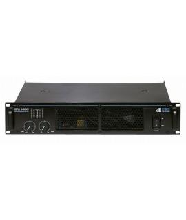 dB Technologies - HPA 1400 végfok