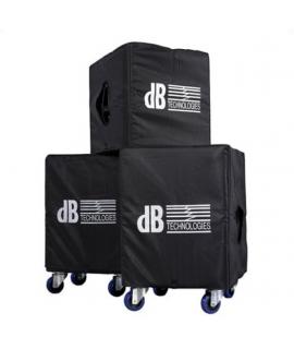 db Technologies TC S28D mélynyomó tok