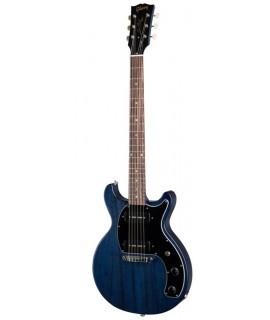 Gibson Les Paul Special Tribute Blue Satin elektromos gitár