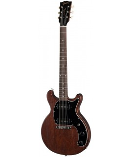Gibson Les Paul Special Tribute DC Worn Brown elektromos gitár