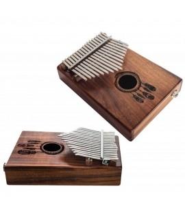 Terré Koa 17-MIC Elektro-akusztikus kalimba