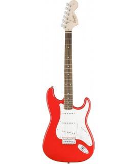 Squier Affinity Stratocaster Race Red elektromos gitár