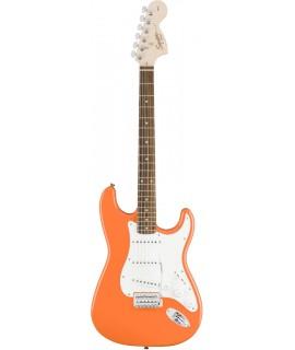 Squier Affinity Stratocaster Competition Orange elektromos gitár