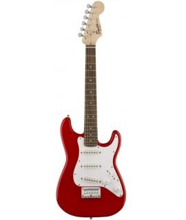 Squier Mini Strat Torino Red elektromos gitár