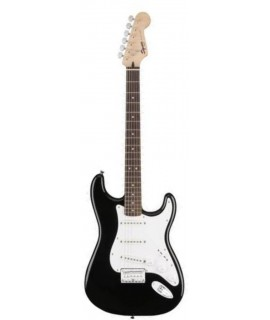 Squier Bullet Stratocaster Black elektromos gitár