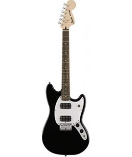 Squier Bullet Mustang HH Black elektromos gitár