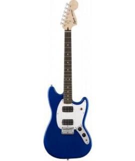 Squier Bullet Mustang HH Imperial Blue elektromos gitár