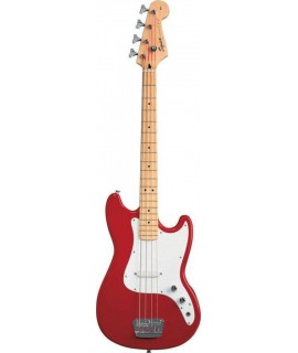 Squier Bronco Bass Torino Red basszusgitár