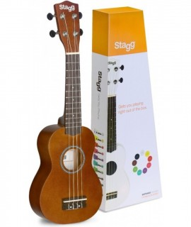 STAGG US-NAT ukulele