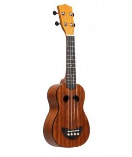 Stagg US-TIKI EH ukulele