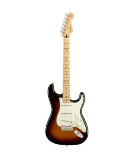 Fender Player Stratocaster MP 3-Color Sunburst elektromos gitár