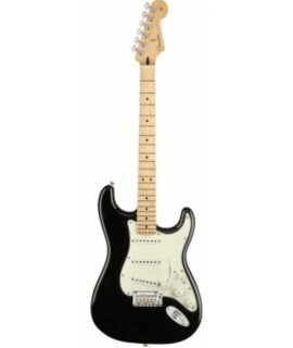 Fender Player Stratocaster MP Black elektromos gitár