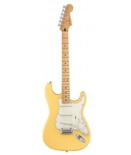 Fender Player Stratocaster MN Buttercream elektromos gitár
