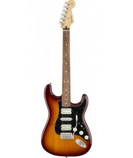 Fender Player Stratocaster HSH PF Tobacco Sunburst elektromos gitár