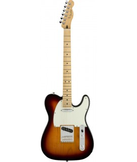 Fender Player Telecaster MN 3-Color Sunburst elektromos gitár