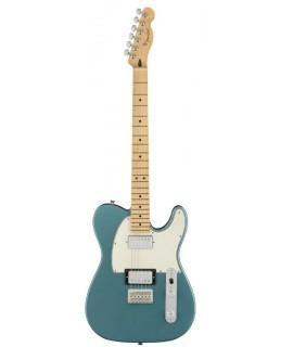 Fender Player Telecaster HH MP Tidepool elektromos gitár