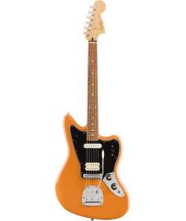 Fender Player Jaguar PF Capri Orange elektromos gitár