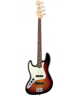Fender American Pro Jazz Bass LH RW 3-Color Sunburst basszusgitár