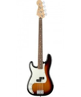 Fender Player Precision Bass PF LH 3-Color Sunburst basszusgitár